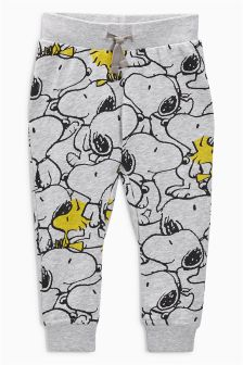All Over Print Snoopy Joggers (3mths-6yrs)