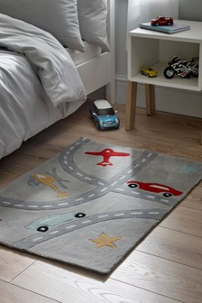 On The Move Rug