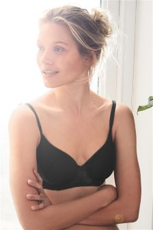 The Natural Silhouette Full Cup Bra