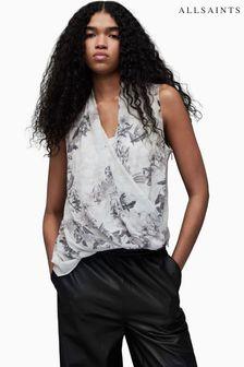 Oasis Ivory Royal Worcester Midi Dress