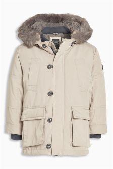 Куртка-парка (3 мес.-6 лет)