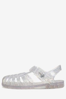 Glitter Jelly Shoes (Younger Girls)