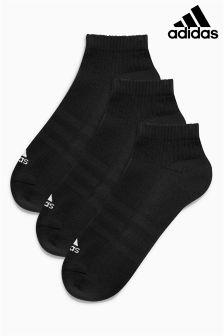 adidas Ankle Socks Three Pack