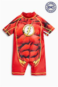 Flash Sunsafe Suit (3mths-8yrs)