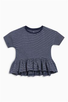 Peplum Top (3mths-6yrs)