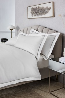 Set Of 2 600 Thread Count Pillowcases