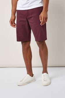 Long Length Chino Shorts