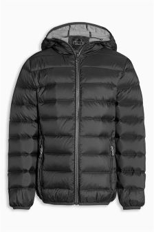 Down Padded Jacket (3-16yrs)