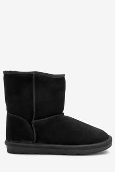 Short Pull On Boots (Older Girls)