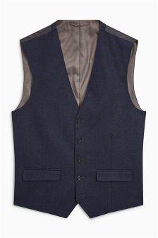 Фланелевый костюм: жилет