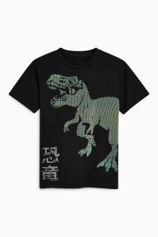 Spikey Dinosaur T-Shirt (3-16yrs)