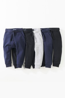 Super Skinny Joggers Five Pack (3mths-6yrs)