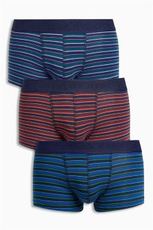 Stripe Hipsters Three Pack