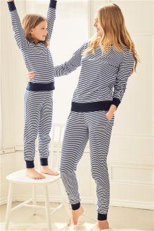 Cotton Print Pyjamas