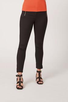 Skinny Zip Trousers