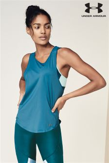 Under Armour Free Cut Keyhole Back Tank