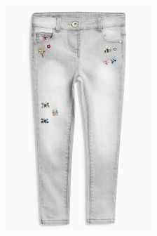 Bug Jewel Jeans (3-16yrs)