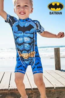 Batman® Anzug mit Sonnenschutz (3 Monate bis 8 Jahre)