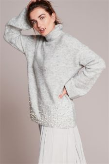 Scatter Pearl Sweater