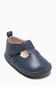 Crawler T-Bar Shoes (Younger Boys)