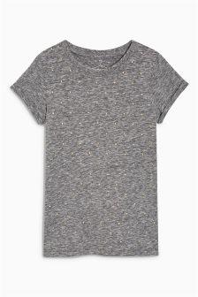 Studded Short Sleeve T-Shirt (3-16yrs)