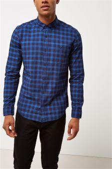 Long Sleeve Check Shirt