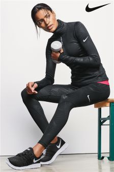 Nike Black Hyperwarm Tight