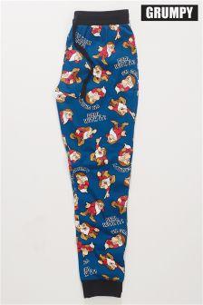 Grumpy Cuffed Pyjama Bottoms