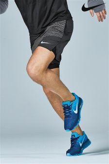 Nike Run Black Flex 2-In-1 Panel Short