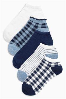 Trainer Socks Four Pack