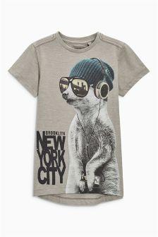 Meerkat NYC T-Shirt (3-16yrs)