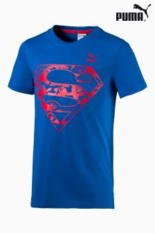 Puma® Justice League Superman® T-Shirt