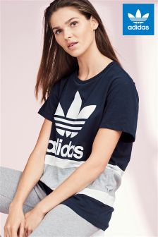 adidas Originals Ink Stripe Top