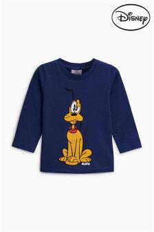 Long Sleeve Pluto® T-Shirt (3mths-6yrs)