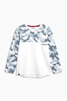 Cut About Camo T-Shirt (3-16yrs)