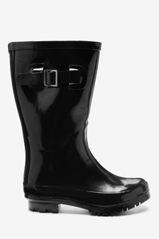 Glossy Wellies (Older Girls)