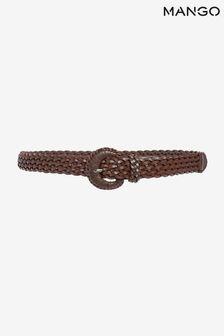 Superdry Soft Pink Nebraska Cable Knit Gloves