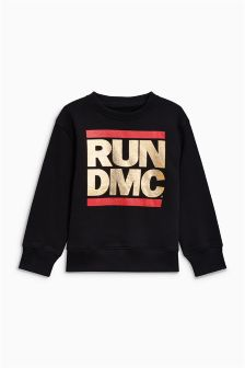 Run DMC Sweat Top (3-16yrs)