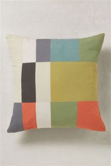 Patchwork Cushion Studio Collection By Next