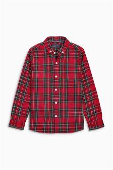 Geruite blouse (3 mnd-6 jr)