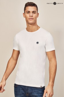 Pretty Green Mitchell Short Sleeve Crew T-Shirt