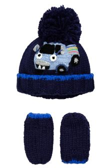 Truck Two Piece Set (Younger Boys)