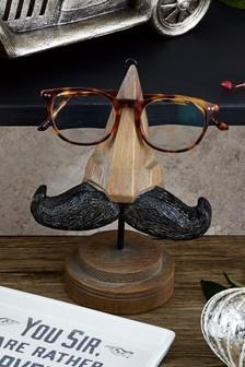Moustache Glasses Stand