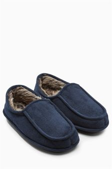 Apron Close Back Slipper