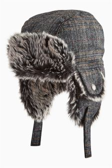 Heritage Trapper Hat (Younger Boys)