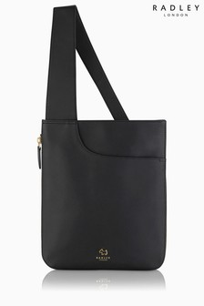 Radley Black Pockets Across Body Bag