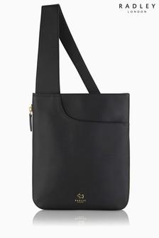 Radley Black Pockets Across Body Bag