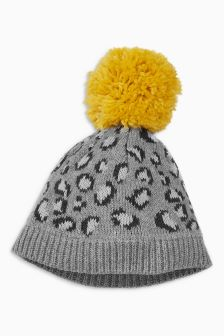 Knitted Animal Hat (0mths-2yrs)