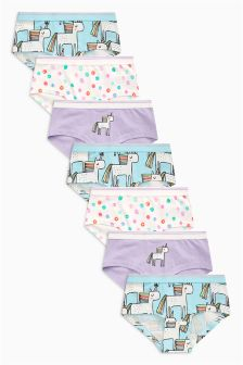 Unicorn Hipsters Seven Pack (3-16yrs)