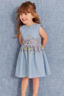 فستان طباعة (3 أشهر -6 سنوات)